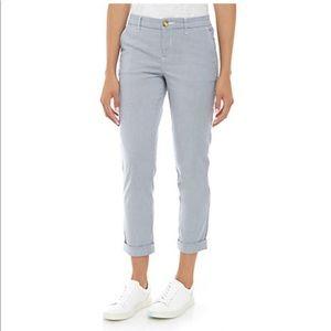 Stripe pants like new